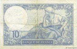 10 Francs MINERVE FRANCE  1928 F.06.13