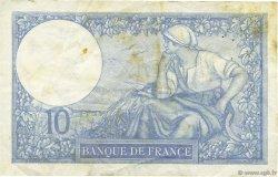 10 Francs MINERVE FRANCE  1932 F.06.16 TTB