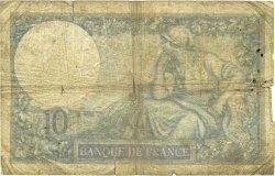 10 Francs MINERVE FRANCE  1936 F.06.17 B