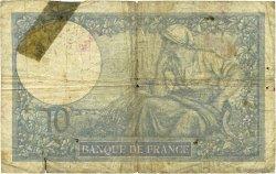 10 Francs MINERVE FRANCE  1937 F.06.18 B