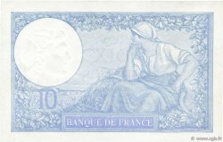 10 Francs MINERVE modifié FRANCE  1939 F.07.06 SPL