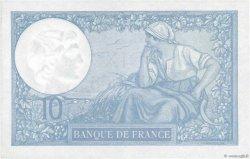 10 Francs MINERVE modifié FRANCE  1940 F.07.19 SPL+