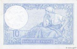10 Francs MINERVE modifié FRANCE  1941 F.07.26 pr.NEUF