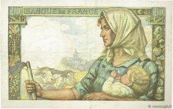 10 Francs MINEUR FRANCE  1944 F.08.10 TTB