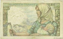 10 Francs MINEUR FRANCE  1944 F.08.12 TTB