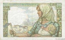 10 Francs MINEUR FRANCE  1945 F.08.13 TTB