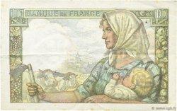 10 Francs MINEUR FRANCE  1946 F.08.15 TTB+
