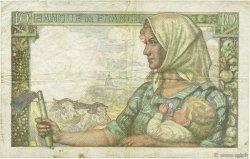 10 Francs MINEUR FRANCE  1946 F.08.15 TTB