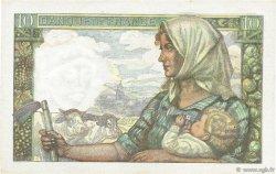 10 Francs MINEUR FRANCE  1946 F.08.15 SPL