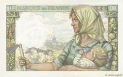 10 Francs MINEUR FRANCE  1947 F.08.17 SPL