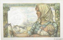 10 Francs MINEUR FRANCE  1947 F.08.19 SPL+