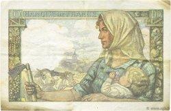 10 Francs MINEUR FRANCE  1949 F.08.21 pr.SUP