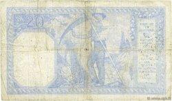 20 Francs BAYARD FRANCE  1917 F.11.02 pr.TB