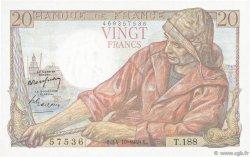 20 Francs PÊCHEUR FRANCE  1948 F.13.13 SUP