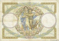 50 Francs LUC OLIVIER MERSON type modifié FRANCE  1934 F.16.05 TB
