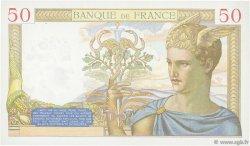 50 Francs CÉRÈS FRANCE  1935 F.17.18 SUP