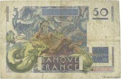 50 Francs LE VERRIER FRANCE  1946 F.20.01 TB