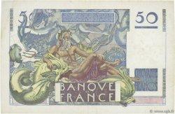 50 Francs LE VERRIER FRANCE  1946 F.20.05 TTB+