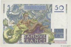 50 Francs LE VERRIER FRANCE  1947 F.20.07 pr.SPL