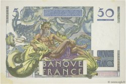 50 Francs LE VERRIER FRANCE  1947 F.20.08 SUP