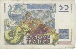 50 Francs LE VERRIER FRANCE  1948 F.20.10 TB