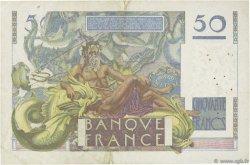 50 Francs LE VERRIER FRANCE  1949 F.20.13 TTB