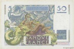 50 Francs LE VERRIER FRANCE  1951 F.20.17 TTB+