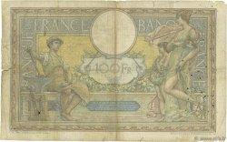 100 Francs LUC OLIVIER MERSON sans LOM FRANCE  1909 F.23.01 AB