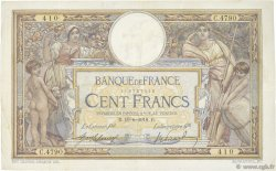 100 Francs LUC OLIVIER MERSON sans LOM FRANCE  1918 F.23.10 TTB