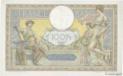 100 Francs LUC OLIVIER MERSON sans LOM FRANCE  1922 F.23.15 TTB+