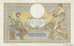 100 Francs LUC OLIVIER MERSON grands cartouches FRANCE  1929 F.24.08 TB+