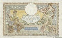 100 Francs LUC OLIVIER MERSON grands cartouches FRANCE  1931 F.24.10 pr.TTB