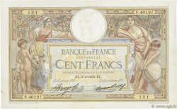 100 Francs LUC OLIVIER MERSON grands cartouches FRANCE  1933 F.24.12 TTB