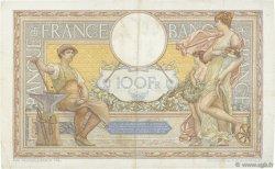 100 Francs LUC OLIVIER MERSON grands cartouches FRANCE  1933 F.24.12 TTB