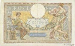 100 Francs LUC OLIVIER MERSON grands cartouches FRANCE  1935 F.24.14 TTB