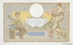 100 Francs LUC OLIVIER MERSON type modifié FRANCE  1937 F.25.03 TTB+