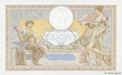 100 Francs LUC OLIVIER MERSON type modifié FRANCE  1938 F.25.10 pr.SUP
