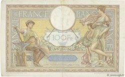 100 Francs LUC OLIVIER MERSON type modifié FRANCE  1938 F.25.16 TTB