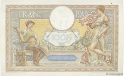100 Francs LUC OLIVIER MERSON type modifié FRANCE  1939 F.25.40 TTB