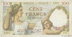 100 Francs SULLY FRANCE  1939 F.26.10 TTB