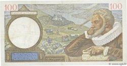 100 Francs SULLY FRANCE  1939 F.26.17 TTB+