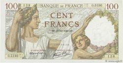 100 Francs SULLY FRANCE  1939 F.26.18 pr.NEUF