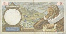 100 Francs SULLY FRANCE  1940 F.26.21 pr.TTB