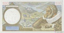 100 Francs SULLY FRANCE  1941 F.26.62 pr.SPL