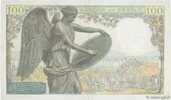 100 Francs DESCARTES FRANCE  1943 F.27.03 TTB+