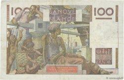100 Francs JEUNE PAYSAN FRANCE  1945 F.28.01 TTB