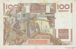 100 Francs JEUNE PAYSAN FRANCE  1946 F.28.05 TTB