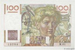100 Francs JEUNE PAYSAN FRANCE  1946 F.28.05 SUP+