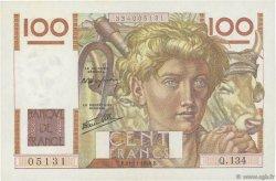 100 Francs JEUNE PAYSAN FRANCE  1946 F.28.11 pr.SUP