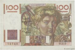 100 Francs JEUNE PAYSAN FRANCE  1947 F.28.15 pr.SUP